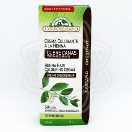Crema Colorante CORPORE SANO 60ml