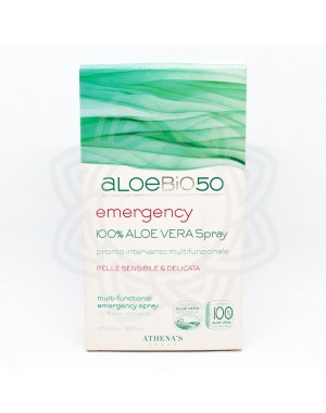 Aloe Bio 50 Emergency Spray ATHENA'S 250ml