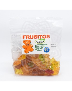 Frusitos sin Azúcar con Vitamina C LEMON PHARMA 70g