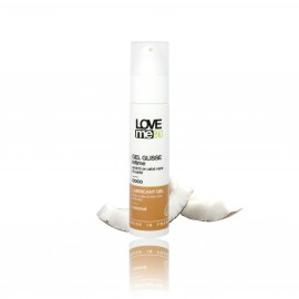 Gel Lubricante Natural LOVE ME BIO 50ml
