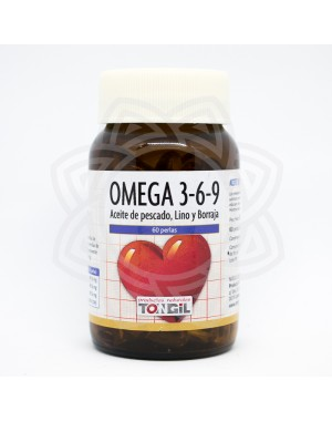 Omega 3-6-9 1397mg TONGIL 60perlas