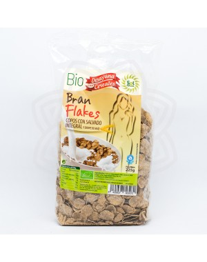 Bran Flakes Copos Salvado Integral SOL NATURAL 225g