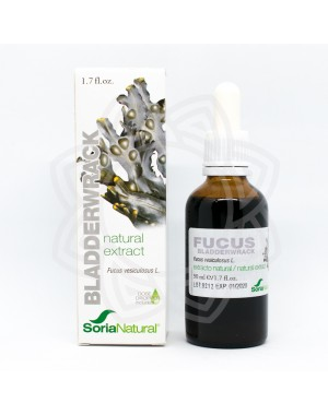Fucus Extracto Natural SORIA NATURAL 50ml