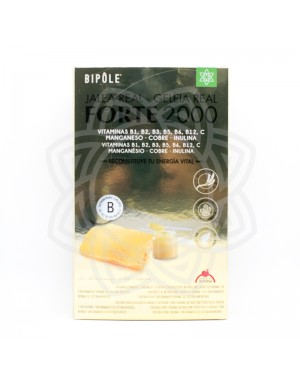 Jalea Real Forte 2000 BIPOLE 20 ampollas de 15ml