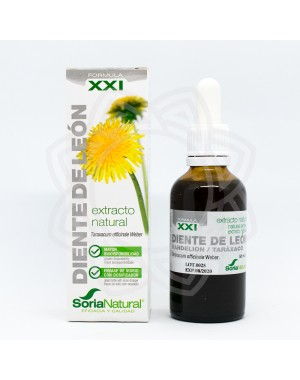 Diente de León Extracto Natural SORIA NATURAL 50ml