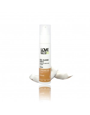 Gel Lubricante Natural LOVEME BIO 50ml 4uni