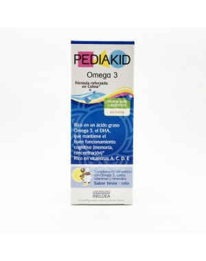 Pediakid Omega 3 INELDEA 125ML