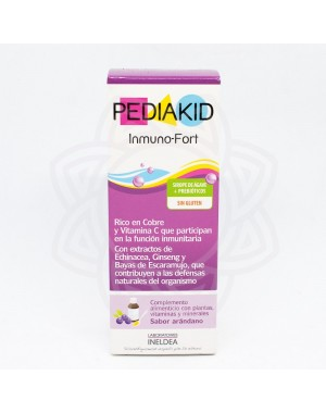Pediakids Inmuno-Fort INELDEA 125ml