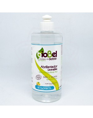 Abrillantador  Eco Lavavajillas BIOBEL 500ml