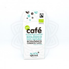 Cafe Biologico Molido Essenziale ALTERNATIVA3 250g