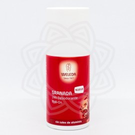Desodorante Roll-on Granada WELEDA 50ml